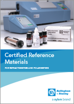 Certified reference materials