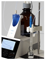 Volumetric Titrator