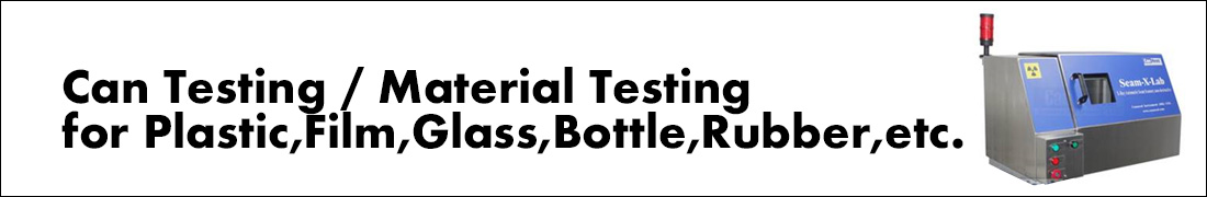 Can Testing / Material Testing for Plastic, Film, Glass, Bottle, Rubber